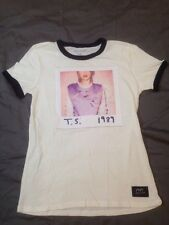 Imperfect Taylor Swift 1989 Official Concert Tour Short Sleeve T-Shirt Small Sc7