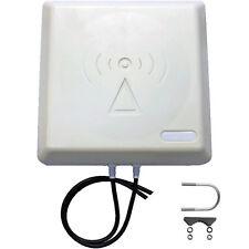 LTE Antenne 800MHz 2x9dBi 5M Verstärker Outdoor Telekom Speedport Hybrid Router