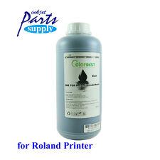 Color K Eco Solvent Ink for Roland DX4/DX5 Printhead Printing Ink - 1L/1000ml