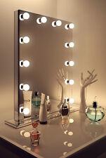 Diamond x finitura a SPECCHIO Hollywood per trucco Specchio Luce Diurna LED regolabile k252CW