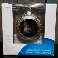 Omnitech Digital Photo Ornament