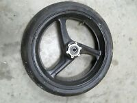 97-03 Honda Cbr1100xx Blackbird Front Wheel Rim dented