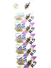 OS R5 Cold Nitro Glow Plug - 6 Pack 71605200