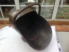 Antique Copper Coal, Log Scuttle, Georgian,Victorian ? Bexleyheath, London
