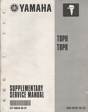 2001 Yamaha Outboard Motor T8Ph, T8Pr Supplementary Service Manual (328)