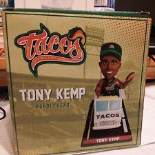 Fresno Grizzlies Tony Kemp Taco Truck Bobblehead 2017 GREAT CONDITION