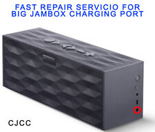 BIG JAWBONE JAMBOX BLUETOOTH SPEAKER  REPAIR SERVICE FOR USB DC CHARGING PORT