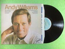 Andy Williams - gites intitulé - Embassade EMB-31000 Ex+ État vinyle LP