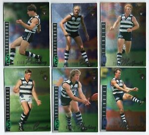 1996 Select Classic Centenary Series Geelong Cats (pick from list)