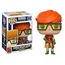Funko Batman Dark Knight Returns POP Carrie Kelley Robin Vinyl Figure NEW Toys