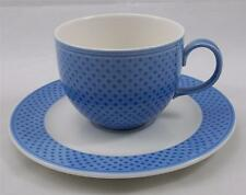 Villeroy & and Boch TIPO BLUE coffee cup and saucer