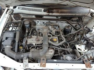 ford festiva wb long engine motor