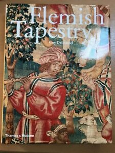 Flemish Tapestry by Alastair Weir, Guy Delmarcel (Hardback, 1999) FIRST EDITION