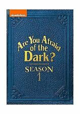 Are You Afraid of The Dark Season 1 DVD Region 2 Discs Nickelodeon