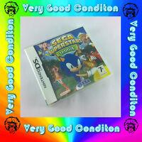 Sega Superstars Tennis for Nintendo DS Complete - Very Good Condition