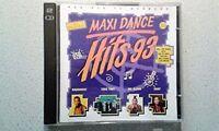 Maxi Dance Hits 93 Haddaway, Culture Beat, Dr. Alban, Loft, Usura, Leil.. [2 CD]