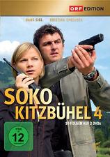 2 DVDs * SOKO KITZBÜHEL Staffel 4 , FOLGE 31- 40 # NEU OVP %