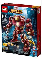 LEGO 76105 The Hulkbuster Ultron Edition * Marvel Super Heroes Hulk Buster Legos