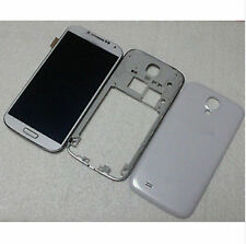 ★ SAMSUNG GALAXY S4 Mini i9192 FULL BODY HOUSING COVER WITH BACK PANEL (WHITE) ★