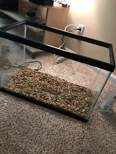 20 gallon fish tank set up