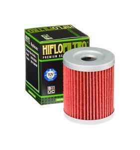 Hiflofiltro Oil Filter (HF972) fits SYM MAXSYM 400i / MAXSYM 600i (2011 to 2016)