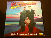 33 GIRI LP DISCO - LOS EMBAJADORES -- VALLENATOS -VINTAGE