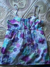 H&M Girls' Floral 100% Cotton T-Shirts & Tops (2-16 Years)