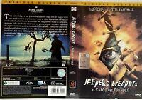 JEEPERS CREEPERS - IL CANTO DEL DIAVOLO (2001) DVD EX NOLEGGIO MIRAMAX - RARO