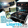 2x BMW 3 SERIES BAX9S H6W 433 54 SMD XENON LED CANBUS SIDELIGHT BULBS F20 F30 UK