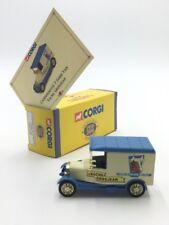 t ford van grosjean 1/43 corgi camions d'antan n1/50 boite certif proche du neuf
