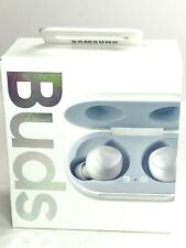 Samsung Galaxy Buds Wireless Earbud Headphones White - New Sealed
