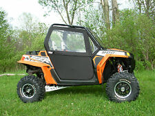 POLARIS RANGER RZR 900XP RZR 800 RZR-S 800 RZR 570 UTV FULLY FRAMED DOORS NEW