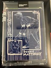 Topps Project 2020 #69 Don Mattingly by Gregory Siff With Box!!