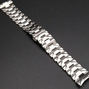 24MM Stainless Steel Bracelet For Panerai 44mm Panerai Luminor Marina Band Strap