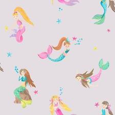 Arthouse SIRENA mondo carta da parati per bambini Star Fish Sea Glitter Motif 696102