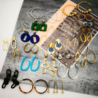 1Pair Elegant Women Hook Drop Fashion Earrings Lad Ear Stud Dangle Jewelry Gifty