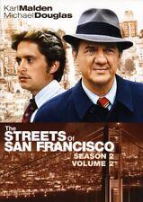 The Streets of San Francisco: Season 2 Volume 2 [New DVD] Full Frame, Slim Pac