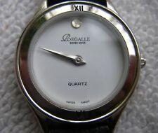 Vintage REGALLE / digi-tech Swiss LADIES Quartz Watch-New Battery-Runs Well-NR