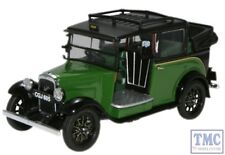 AT005 Oxford 1:43 Austin Low Loader Taxi (Roof Down)