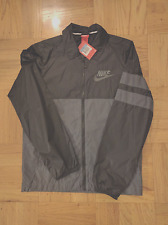 Nike NSW Coaches jacket black gray sz M $120 Football Soccer