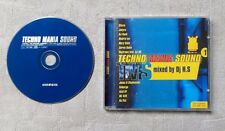 "CD AUDIO MUSIQUE/ VARIOUS ""TECHNO MANIA SOUND (MIXED BY DJ H. S.)""CD COMPILATION"