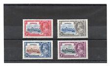 Antigua GV  1935 Silver Jubilee set  sg 91-94 HH.Mint