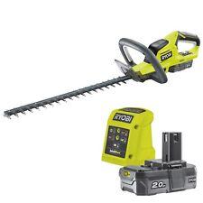 Ryobi ONE+ 18V 2.0Ah Hedge Trimmer Kit - RHT1840LI20
