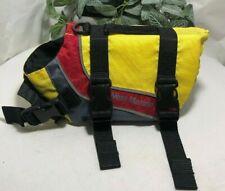 West Marine X-Small Dog Life/Preserver Jacket Up to 12 pounds, Adjustable Straps