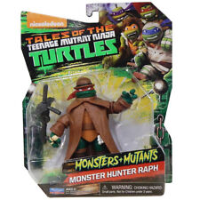 Teenage Mutant Ninja Turtles monstruos & mutantes Monster Hunter Raph figura