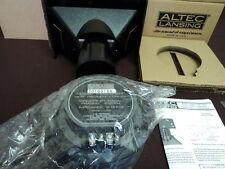 ALTEC MR902-16HF HF CD HORN & DRIVER COMBO NOS 5K-20kHz 60 x 40 103 dB 1W/1M