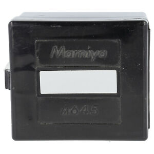 Mamiya 645 Empty Case for Film Insert 120 and 220 (M645 Super Pro Tl 1000s 645J)