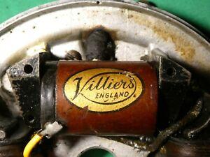 VILLIERS MAGNETO & FLYWHEEL R112/A1089/M-6-9 ASSY