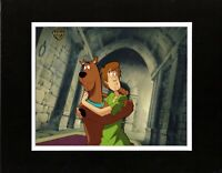 Scooby Doo and Shaggy Production Animation Art Cell Hanna Barbera 1998 8318
