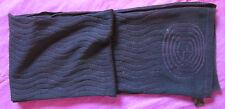 Superbe ECHARPE  100% LAINE  GIORGIO ARMANI  TBEG vintage scarf